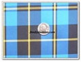 Polyester plaid, polyester yarn dyed plaid fabric  2