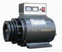 SFH系列永磁式雙頻雙速三相發電、直流弧焊兩用機