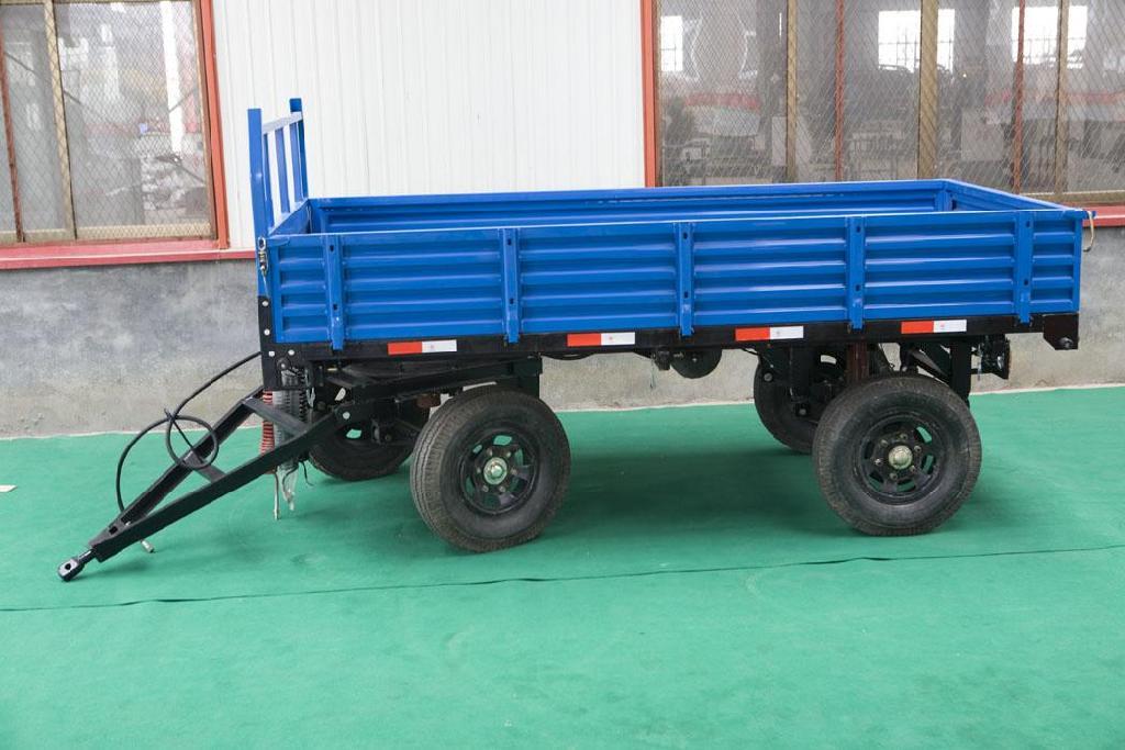 农用拖车 组别1 产品目录 山东巨威机械有限公司高清图片