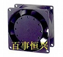 佰瑞3E-230B全金属方形散热风机
