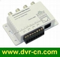 Wholesale 4 chs passive video balun
