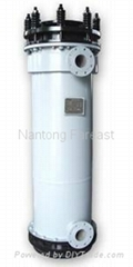 Graphite Heat Exchangers, Graphite Cooler, Heater