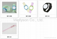 RFID Wristbands (LF and HF)
