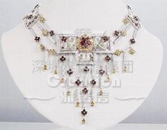 首饰系列-天然晶石
