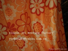 polyester and nylon taffeta fabric