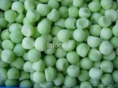 Frozen melon ball