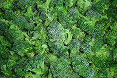 Frozen broccoli/ cauliflower florets