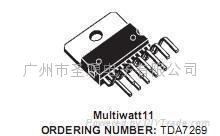 ST原裝TDA7293 1