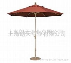 庭院廣告雨傘