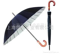 直杆廣告雨傘