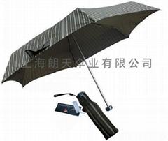 三折疊廣告雨傘