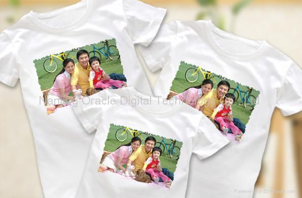 Inkjet t shirt transfer paper light dark koala oem for Inkjet t shirt printing