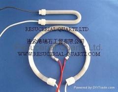 Quartz Heater Tube