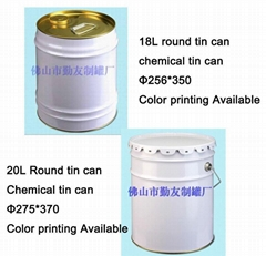 Chemical Can / Tin Can /
