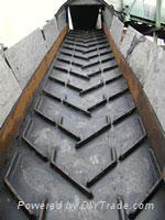 Chevron Conveyor Belt  1