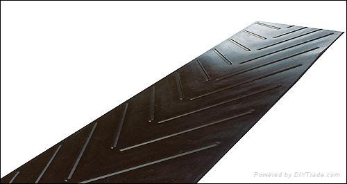 Chevron Conveyor Belt  3