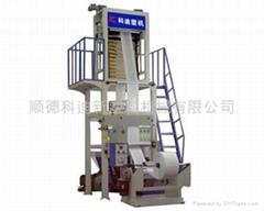 PE high-speed film blowing machine