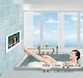 卫生间专用防水电视