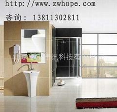 浴室梳妝台鏡子電視機191B