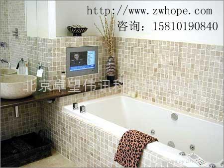 浴缸防水电视机22英寸 3