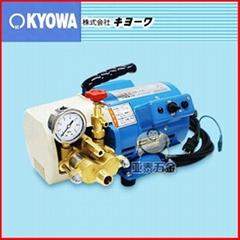 日本KYOWA共和KYC-40A电动清洗泵KYC-20A清洗