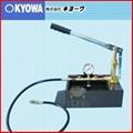 日本KYOWA共和T-100K手动模具试水机试压泵T-50K-P 1