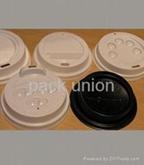 Plastic lids for Paper cups