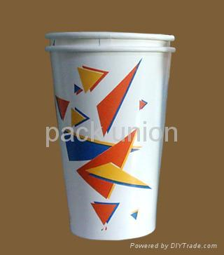 Cold Drinking Paper Cup,Disposable Paper Cup 2