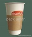 Paper Cup Sleeve (Cup Sleeve, Coffee cup sleeve) 3
