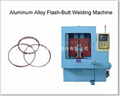 Flash-Butt Welding Machine