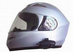 motorcycle bluetooth intercom helmet set