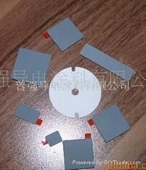 LED灯陶瓷散热片