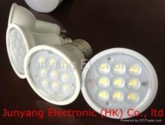 Hot Sell SMD 2936 E27/GU10 LED Spot Light at 3watt
