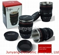 2nd generation lens cup with stainless steel inner as gift cup