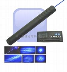 Blue laser torch