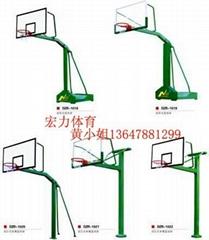 南寧籃球網架