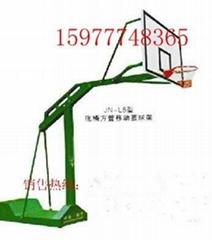 透明移動籃球架