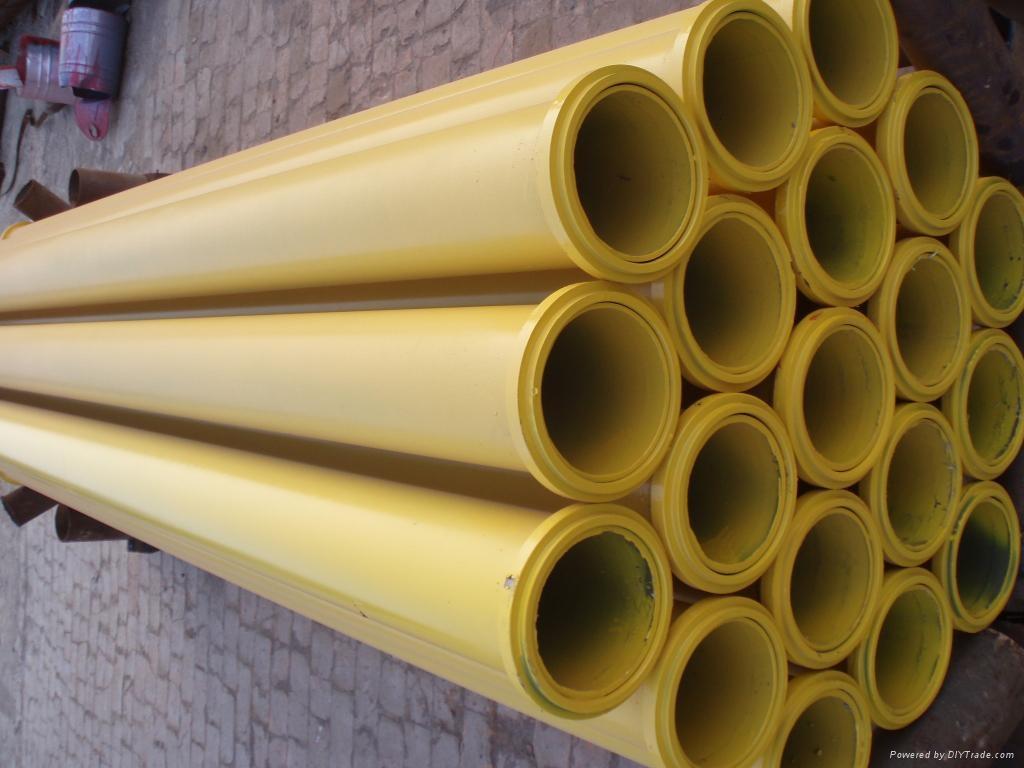 Schwing concrete pump straight pipe dn quot