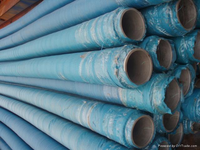 Concrete Hose Suppliers : Putzmeister pm concrete pump rubber hose dn