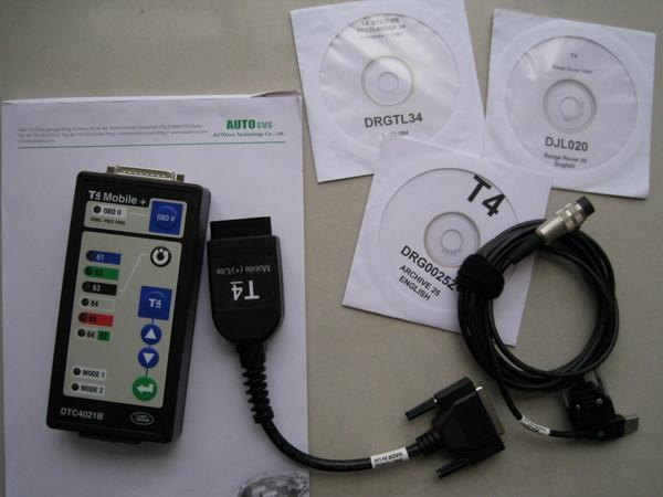 T4 Mobile Plus Diagnostic System for Land Rovers 1