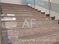 granite step stone and block stone