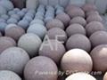granite or marble balls