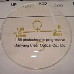 1.56 Photochromic Progressive Lenses