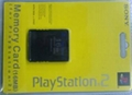 game accessory memory card for ps2