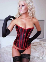Worldwide hot sale sexy corset with best quality!