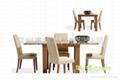 實木西餐桌 4