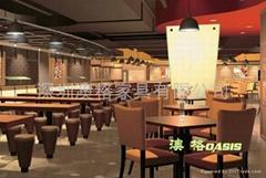 西餐廳餐椅