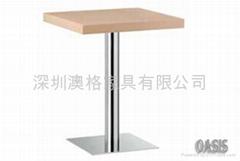 咖啡廳餐桌
