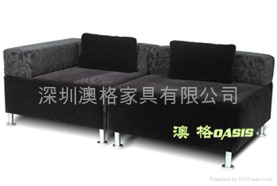 西餐廳沙發 3