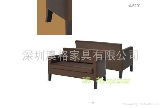 西餐廳沙發 4